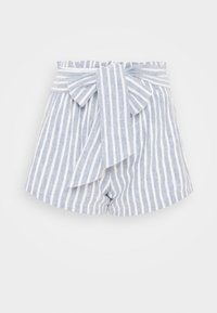 Abercrombie & Fitch - Shorts - blue/white - 3
