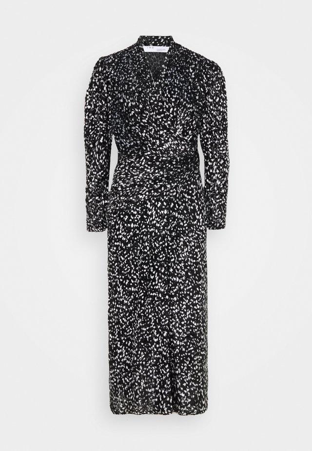 XONINA - Vestito lungo - black