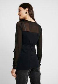 MAMALICIOUS - MLMATILDA - Long sleeved top - black - 2