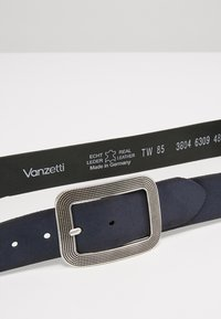 Vanzetti - Belt - marine - 3