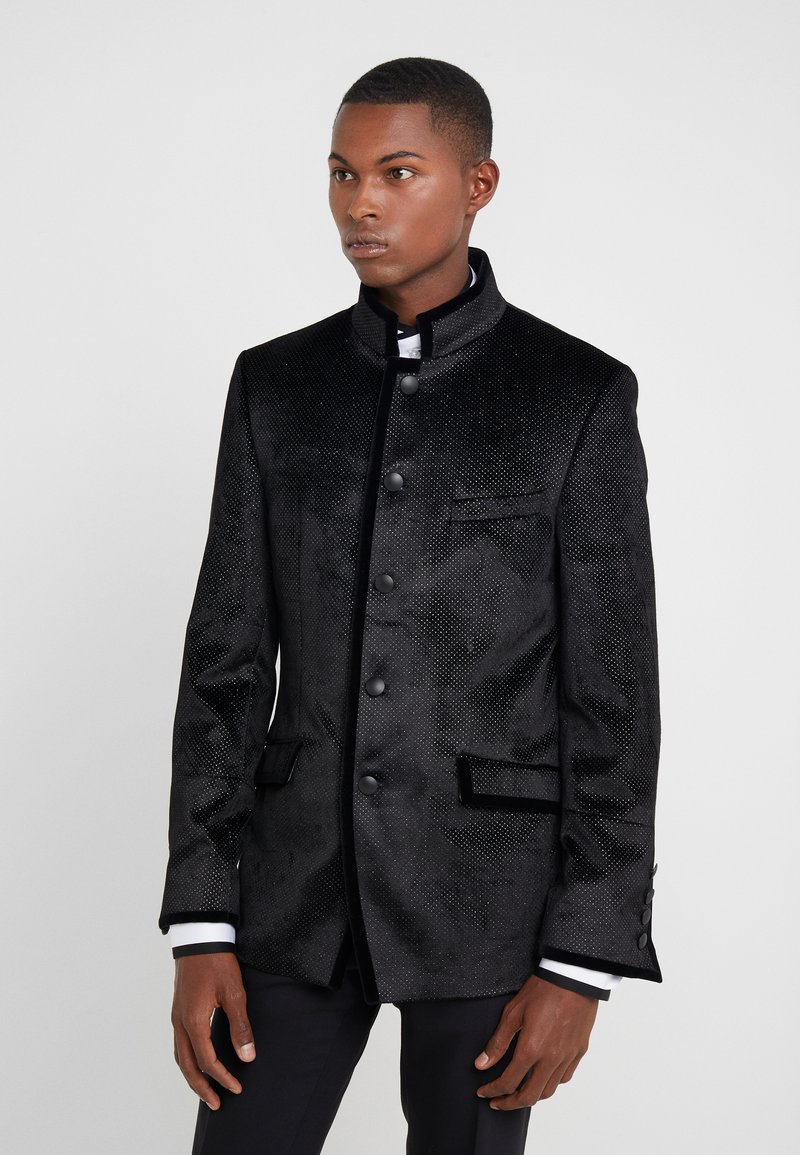 KARL LAGERFELD - JACKET GLORY - Blazer jacket - black