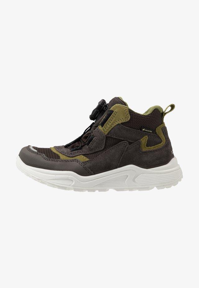 BLIZZARD - Zapatillas altas - braun/grün