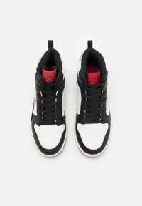 Kappa - LINEUP UNISEX - Sports shoes - black/red - 3