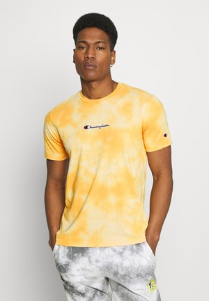 CREWNECK  - Print T-shirt - yellow