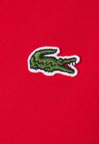 Lacoste - T-shirt basique - rot - 4