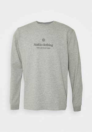 HORIZON LIGHT - Sweatshirt - grey