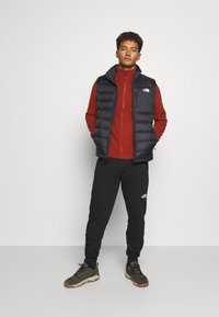 The North Face - GLACIER URBAN  - Fleece jacket - brandy brown - 1