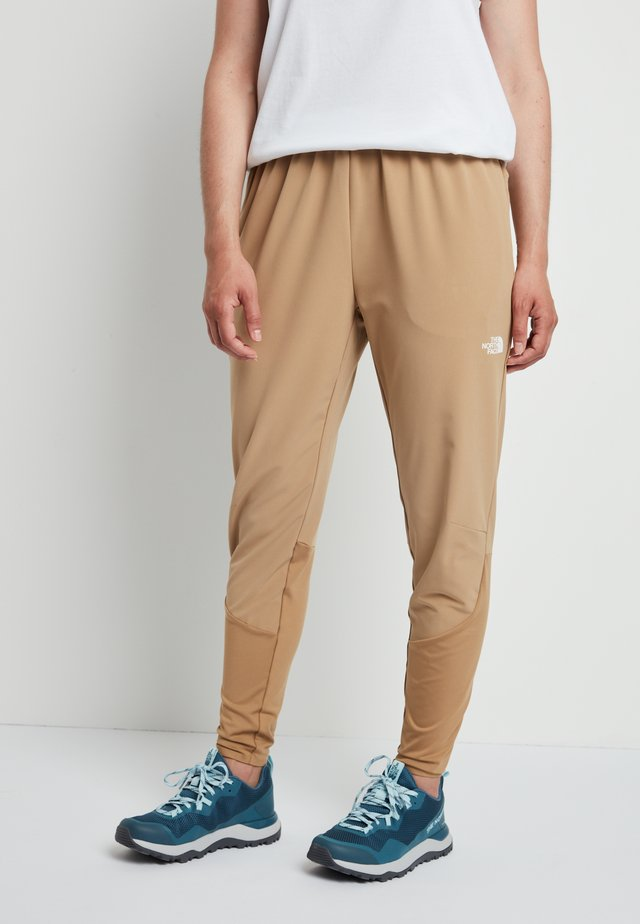 ACTIVE TRAIL HYBRID PANT - Kalhoty - moab khaki