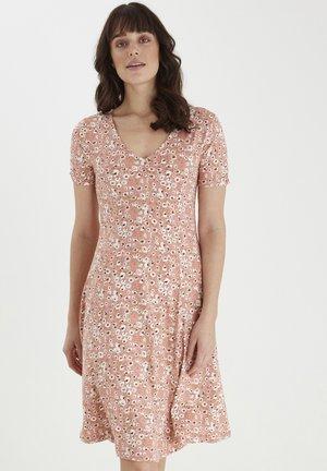 MIT ALLOVER PRINT - Day dress - misty rose mix