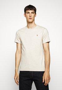 Polo Ralph Lauren - PIMA - T-shirt basic - expedition dune - 0