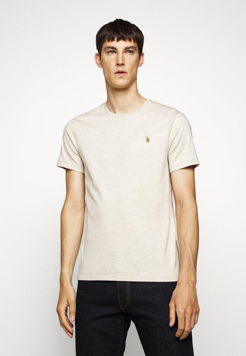 Polo Ralph Lauren - PIMA - T-shirt basic - expedition dune