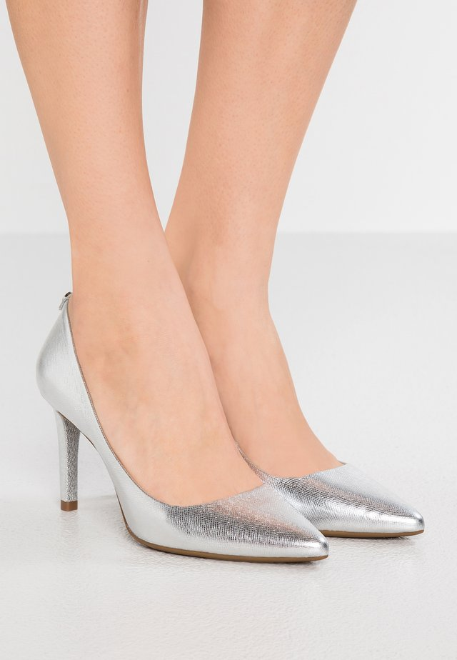 DOROTHY FLEX - Escarpins à talons hauts - silver