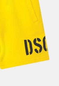 Dsquared2 - UNISEX - Teplákové kalhoty - yellow - 2