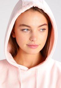 Urban Classics - LADIES HOODY - Felpa con cappuccio - pink - 3