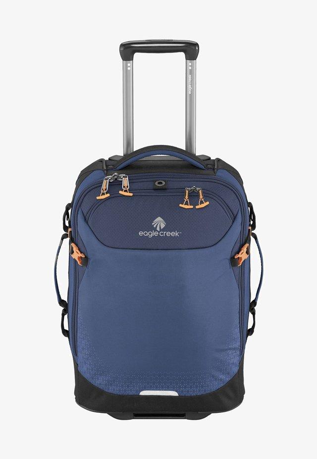 Wheeled suitcase - twilight blue