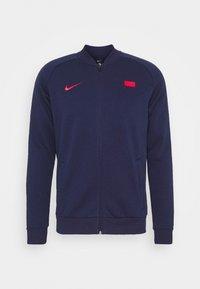 Nike Performance - FRANKREICH FFF - Klubové oblečení - blackened blue/university red - 4