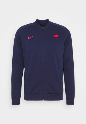 FRANKREICH FFF - Equipación de clubes - blackened blue/university red