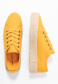 Anna Field - Loafers - yellow - 3