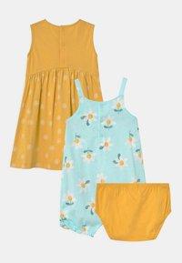 Carter's - FLORAL SET - Combinaison - mint/yellow - 1
