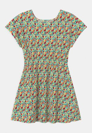 SMALL GIRLS  - Jerseyklänning - tomato puree