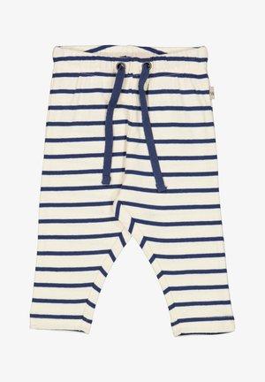 NICKLAS - Trousers - cool blue
