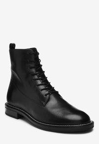 Next - Kovbojské/motorkářské boty - black - 1