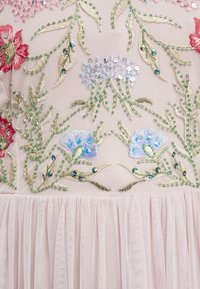 Lace & Beads Curvy - EDA - Abito da sera - pink - 5