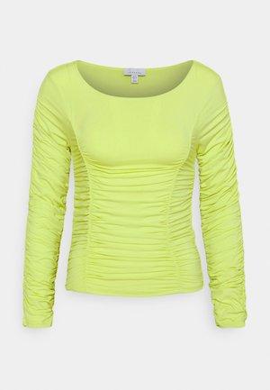 Maglietta a manica lunga - lemon