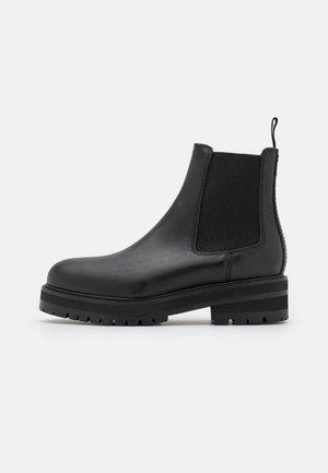 BOOTS  - Kotníkové boty - black