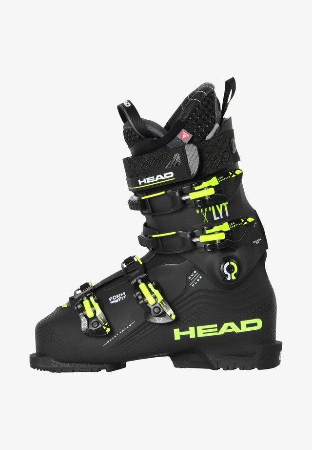 Ski boots - schwarz/gelb