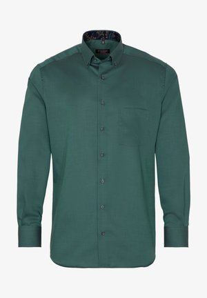 MODERN FIT - Shirt - flaschengrün