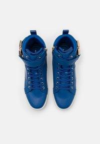 ALDO - BRAUER - Sneaker high - blue - 3