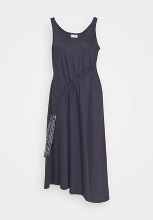 DRAW DRESS TANK - Vestito estivo - graphite