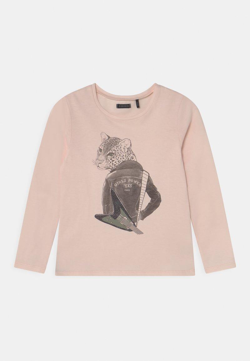 IKKS - TEE - Print T-shirt - rose pale