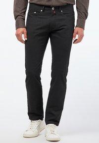 Pierre Cardin - Jeans a sigaretta - dark grey - 0