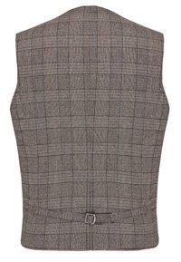 Carl Gross - CG WILSON - Suit waistcoat - braun - 1