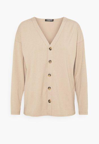 BRYONY CARDI - Cardigan - beige