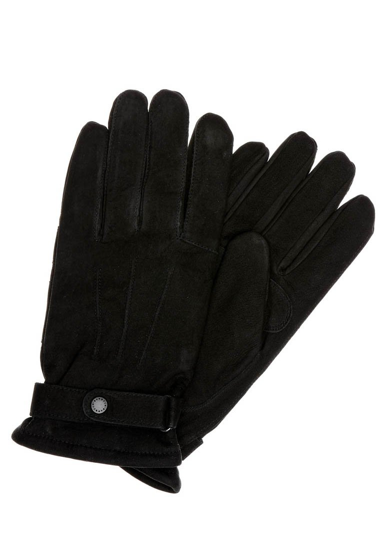 Barbour - Gloves - black