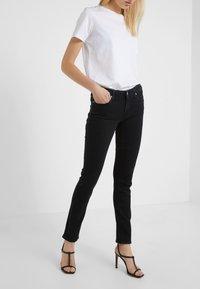 7 for all mankind - PYPER BAIR - Jeans Skinny Fit - black - 0