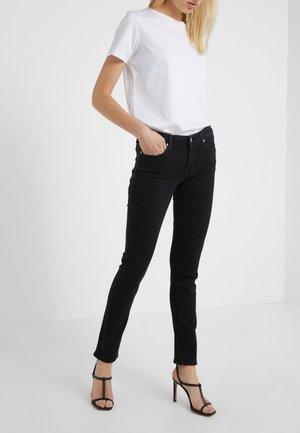 PYPER BAIR - Skinny džíny - black