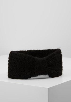 LINA MIX HEADBAND - Ørevarmere - black