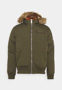 Schott - POWELL - Winter jacket - kaki - 6