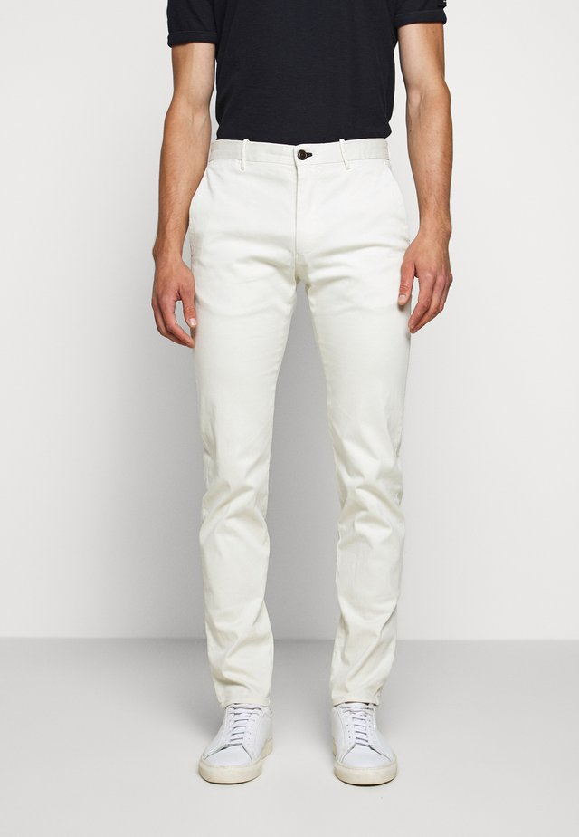 STEEN - Trousers - offwhite