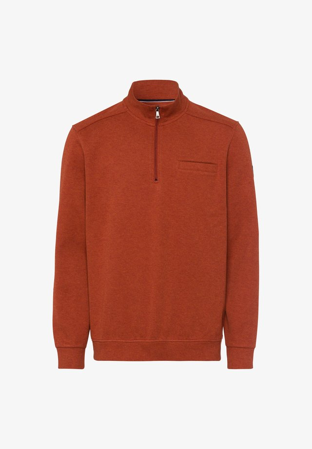 SION - Pullover - rust