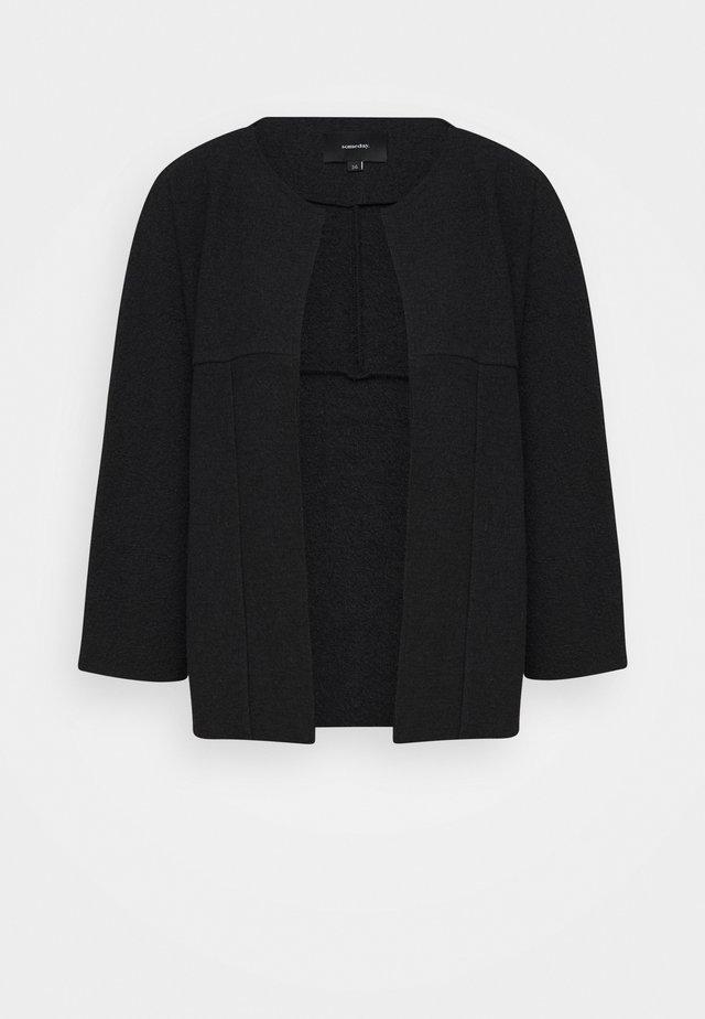 NICORA - Blazer - black