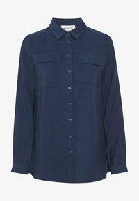 Denim Hunter - Button-down blouse - total eclipse - 4