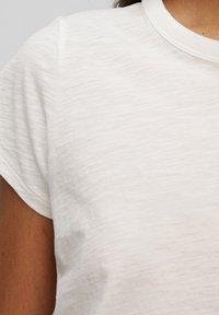 Marc O'Polo DENIM - REGULAR FIT - Basic T-shirt - scandinavian white - 3