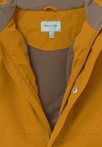 MINI A TURE - VIBSE  - Winter coat - buckthorn brown - 3
