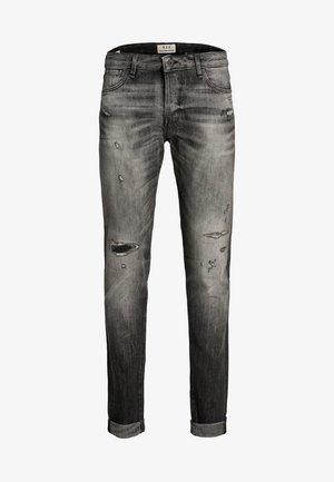 GLENN ROYAL R216 RDD LTD - Jeans Slim Fit - black denim
