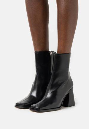 SOUTH - Kotníkové boty - total black